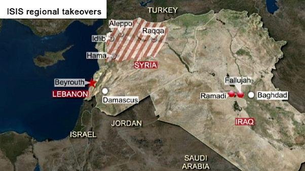IŞİD giderek güçleniyor