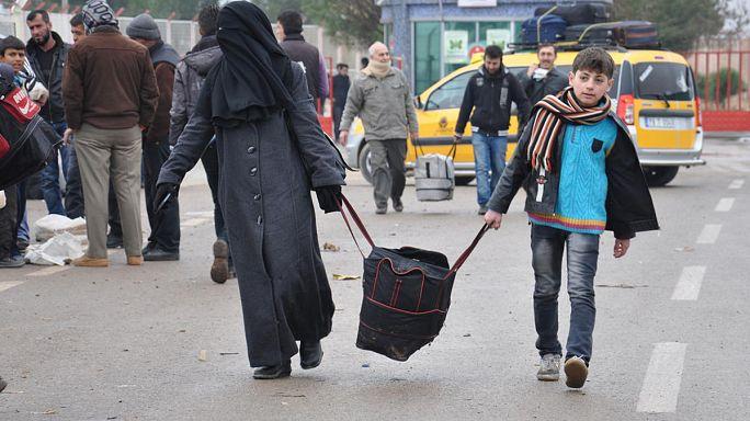 رحلة عائلة سورية عاشت ويلات الحرب وصولا الى كيليس التركية