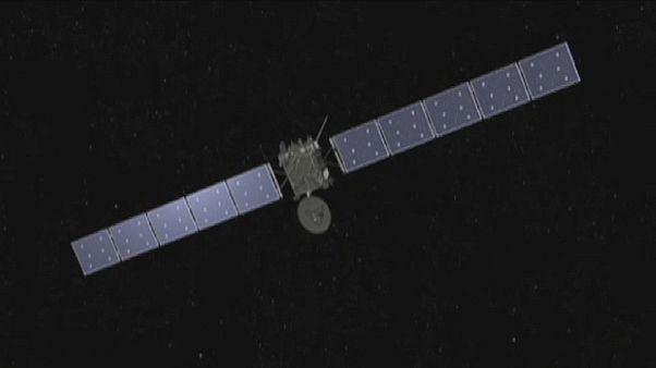 Nave Rosetta vai juntar-se a um cometa