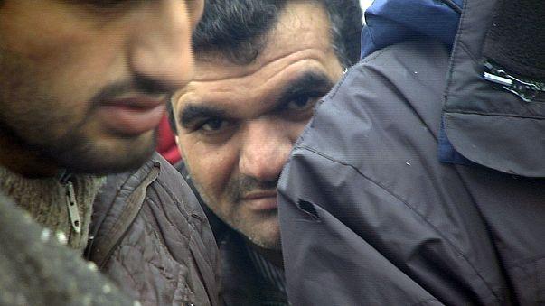 Avrupa'ya gitmek isteyen Suriyeli mültecilerin Bulgaristan dramı