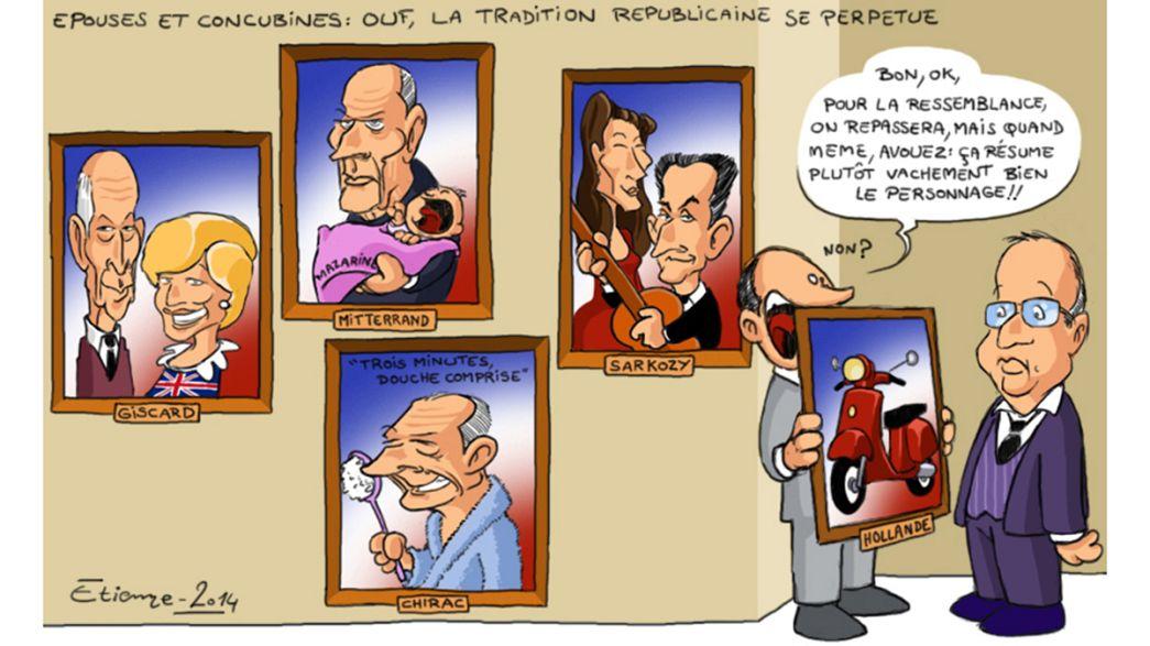 Hollande, un étalon de plus dans le Grand prix de l'Elysée