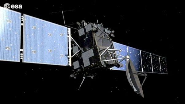 في انتظار إشارة من  المركبة الفضائية روزيتا