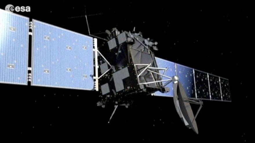 Raumsonde Rosetta soll Kinderstube unseres Sonnensystems ergründen