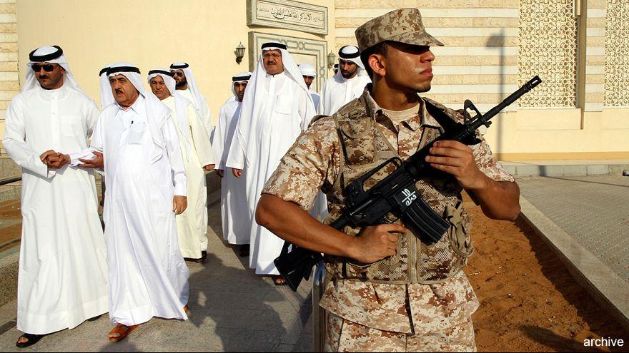 Treillis obligatoires aux Émirats arabes unis