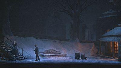 """""""La Bohème"""" no Metropolitan de Nova Iorque"""