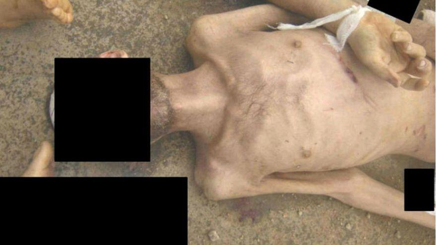 Suriye'de 'insanlığa karşı suç' belgeleri