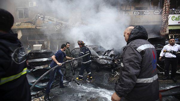Φονική έκρηξη σε προπύργιο της Χεζμπολά στη Βηρυτό