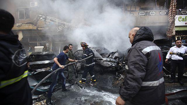 Au moins deux morts dans un attentat à Beyrouth