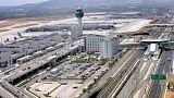 L'avion de la délégation syrienne brièvement empêché de se ravitailler à Athènes