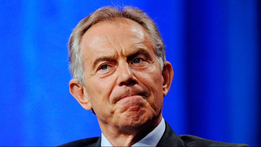 Тони Блэр едва не угодил под гражданский арест