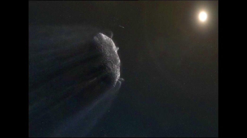 روزيتا، باكورة وكالة الفضاء الأوربية تخرج من سباتها العميق