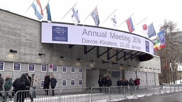Le forum de Davos au chevet d'une reprise mondiale fragile