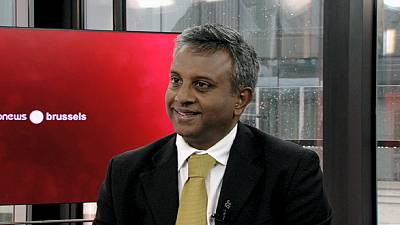 'EU leaders must act over immigration' says Amnesty International's Salil Shetty
