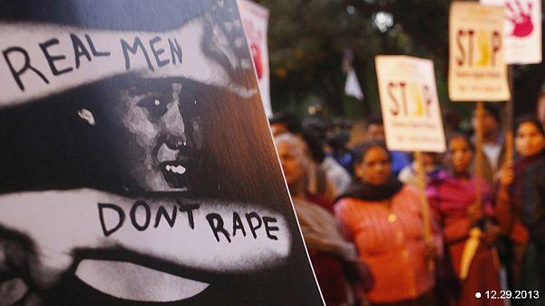 Vergewaltiger in Indien festgenommen