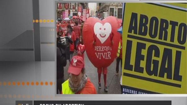 اسبانيا: إصلاح نظام الإجهاض