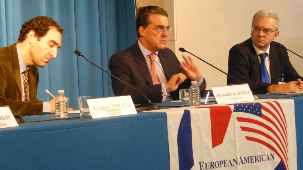 "Air France ""pronta a reinvestire in Alitalia"""