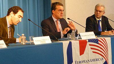 "Air France ""prête à réinvestir dans Alitalia"""