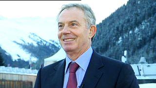 "Tony Blair: ""Batı, Suriye'ye müdahale konusunda isteksiz"""