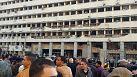 Triple atentado contra la policía en El Cairo