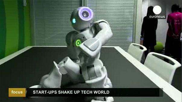 Start-ups shake up tech world