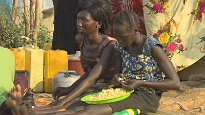 South Sudan's inter-ethnic violence filling refugee camps