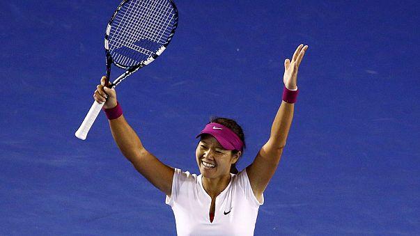Open da Austrália: Na Li vence Dominika Cibulkova e sagra-se campeã