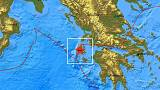 Greece: Strong earthquake hits Kefalonia island