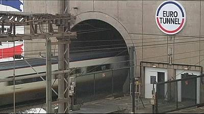 Channel Tunnel workers treated for carbon monoxide