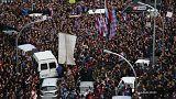 Trabzon adalet için ayakta