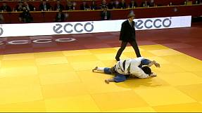 Europe beat Asia in judo team challenge