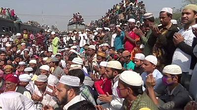 Bishwa Ijtema, world's second largest Muslim gathering – nocomment