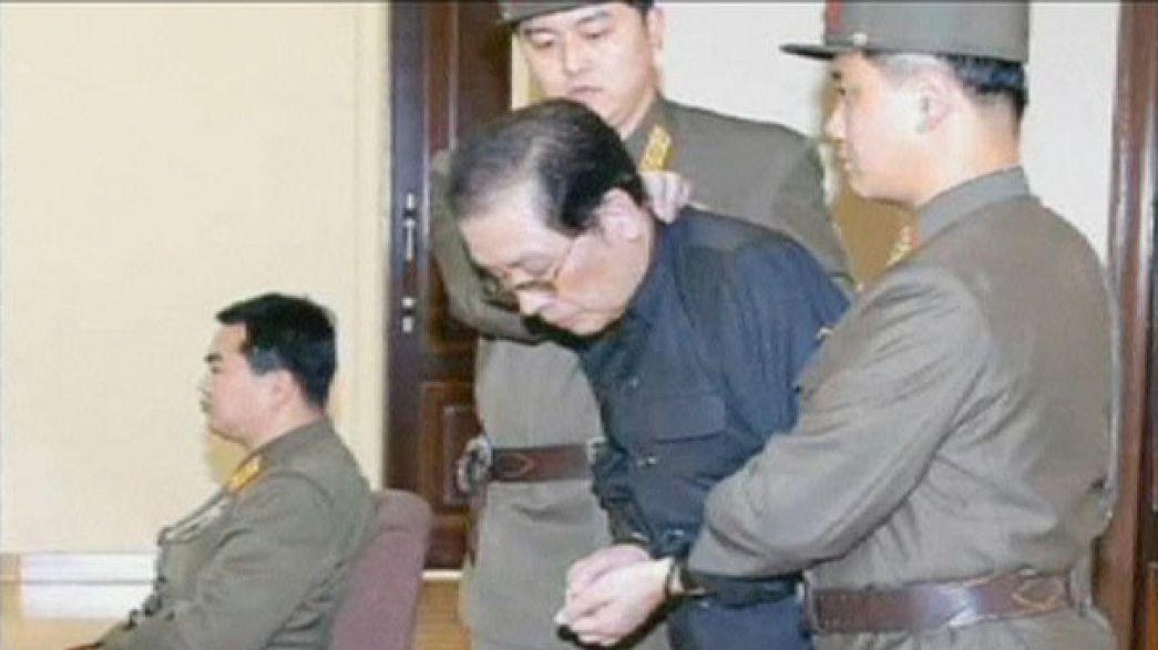 Kim Jong-un executes family of purged uncle