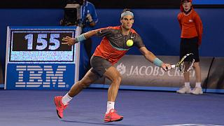 Rafael Nadal, derrotado pero reforzado tras el Abierto de Australia