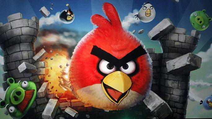 Spy agencies look at apps like Angry Birds for user data