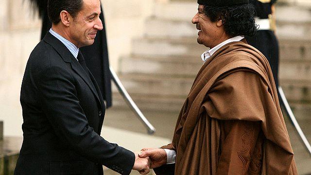Rebondissement dans l'affaire Kadhafi-Sarkozy