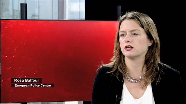 EU-Russia ties strained over Ukraine