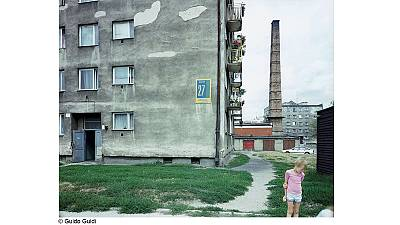 'Veramente' Guido Guidi. Il maestro della fotografia italiana in mostra a Parigi