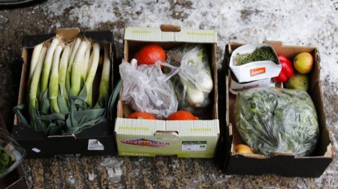 UK: man charged with stealing discarded food from supermarket bin