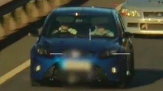 230 km/h: Drei Jahre Fahrverbot für britische Raser