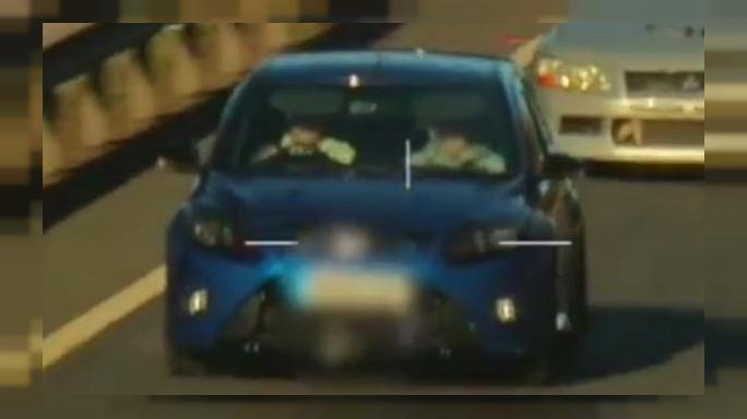 Watch: UK pair banned from road after being caught speeding at 144mph (231kph)