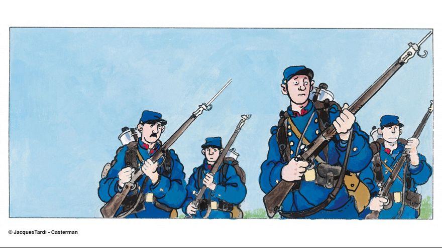 Comic-Festival zum 1. Weltkrieg