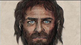 Spanish caveman becomes geneticists blue-eyed boy