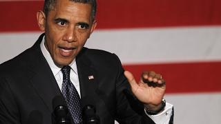 Obama reparte em força e com firmeza
