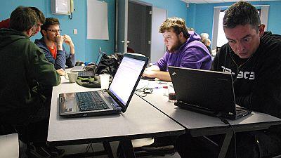 Europarl Hackathon: 48 hours to free European Parliament data