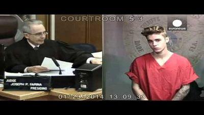 Justin Bieber deportation petition passes threshold for White House response