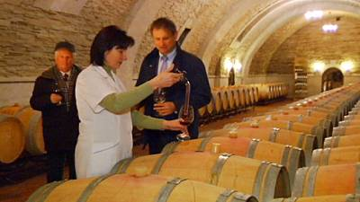 Moldova's winemakers look west after Russian import ban