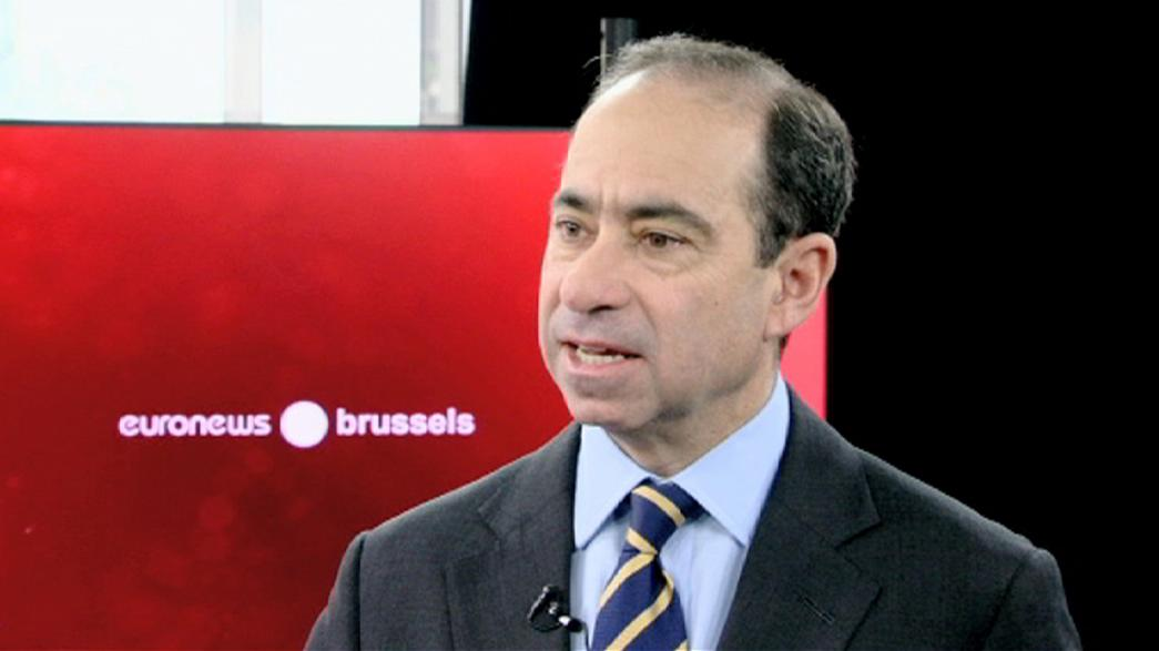 """Ian Lesser: """"Obama hablará de Defensa cuando venga a Bruselas"""""""