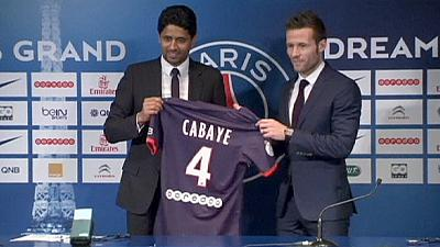 PSG sign Newcastle's Yohan Cabaye