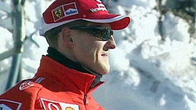 Schumacher's doctors start 'wake up' process