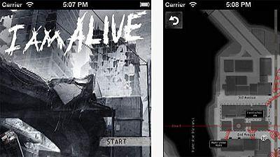 """I am Alive"" - the reassuring app"